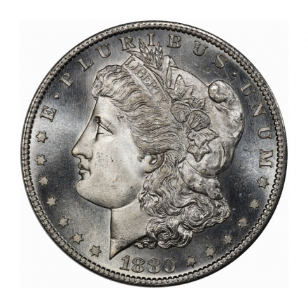 1880-S $1 Morgan Dollar PCGS MS68 #3232-1