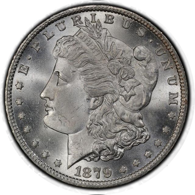 1879-O $1 Morgan Dollar PCGS MS66+ #3339-1