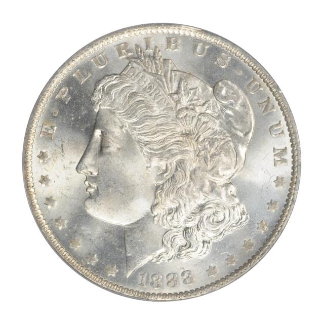 1888-O $1 Morgan Dollar PCGS MS66 (CAC) #3170-15