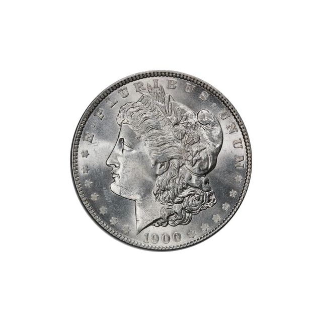 1900 $1 Morgan Dollar PCGS MS66 (CAC)
