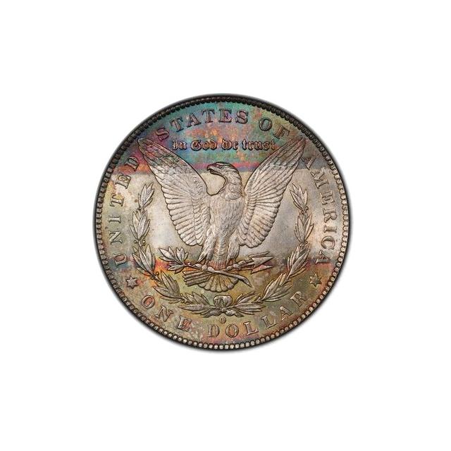 1885-O $1 Morgan Dollar PCGS MS63 #3302-7