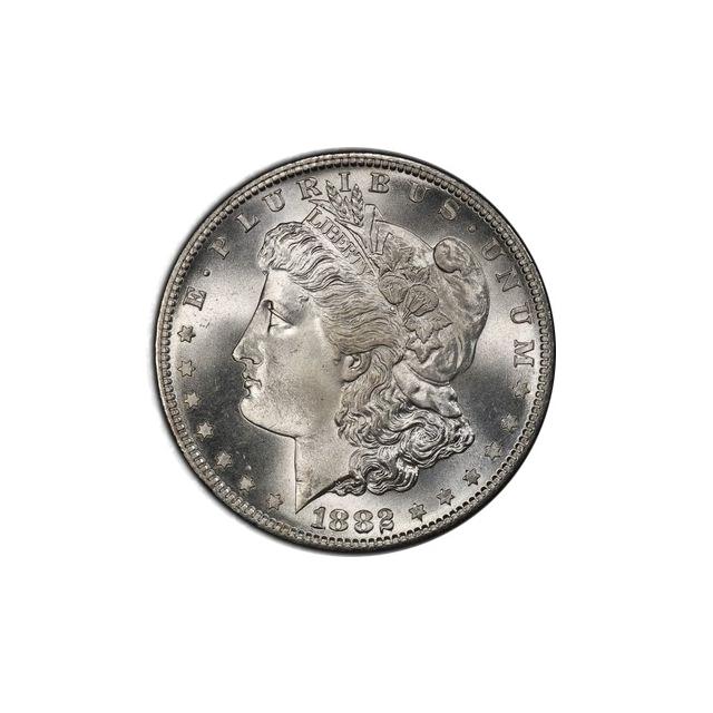 1882-S $1 Morgan Dollar PCGS MS68 (CAC) #3322