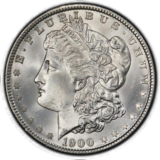 1902-S $1 Morgan Dollar PCGS MS66 #3332-88